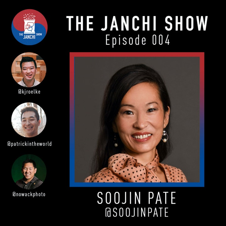 004 // SooJin Pate + Choco-Pies!