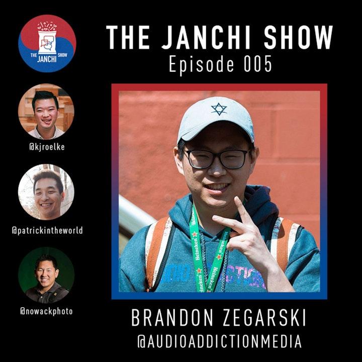 Episode 005 // Brandon Zegarski + Korean Teas