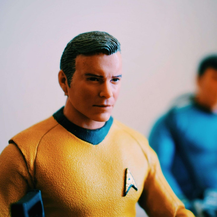 Which Star Trek Captain Would Be Best at Digital Transformation?