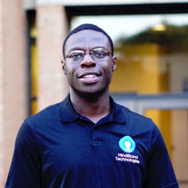 357 - Michael Ogunsanya (Mindstand) On Building Healthy Online Communities Image