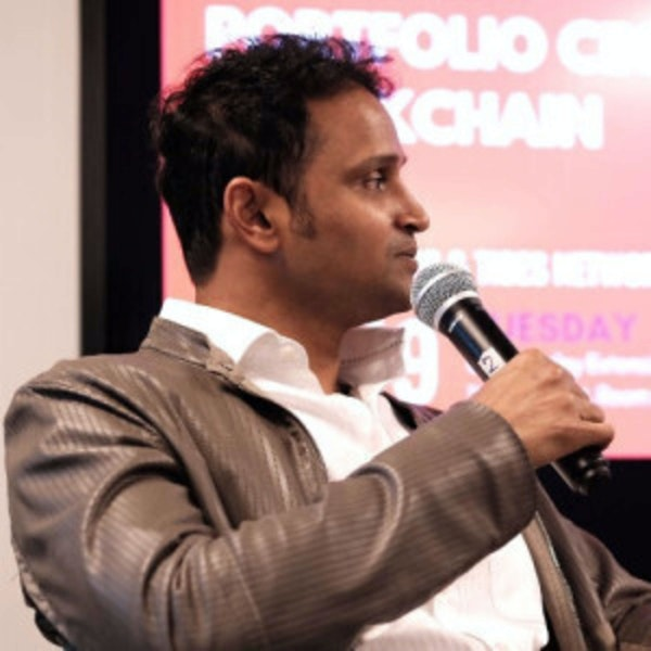 359 - Chandra Duggirala (Founderpool) On Pooling Founder Equity and Decreasing Risk Image