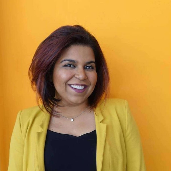 369 - Asra Nadeem (Opus) On Creating Interactive Stories and Games Image