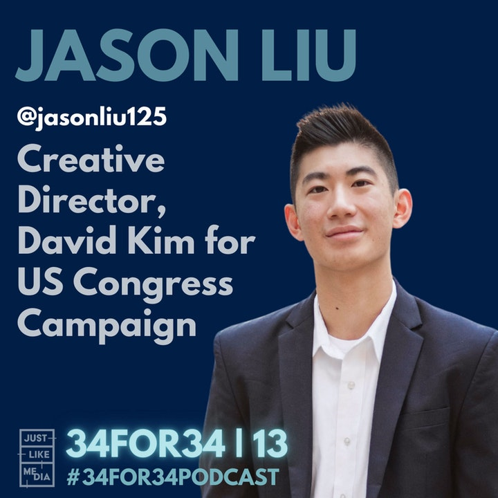 13 // Jason Liu // Creative Director, David Kim for Congress Campaign
