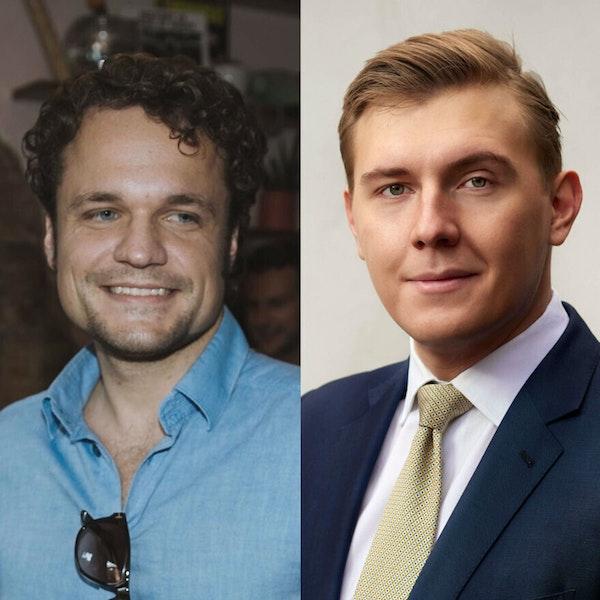 413 - Kirill Goryunov & Vlas Lezin (HumanIPO) On Capitalizing Human Potential Image