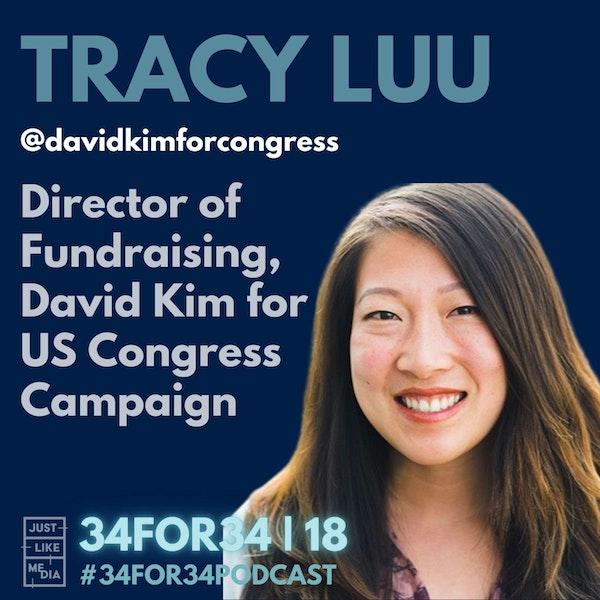 18 // Tracy Luu // Director of Fundraising