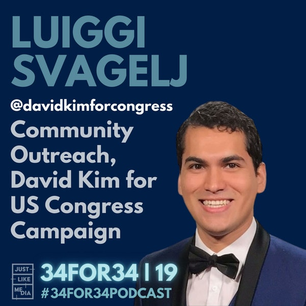 19 // Luiggi Svagelj // Community Outreach