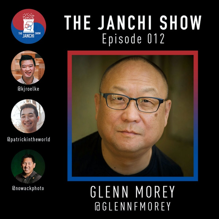 012 // Glenn Morey + King Whale Crackers!