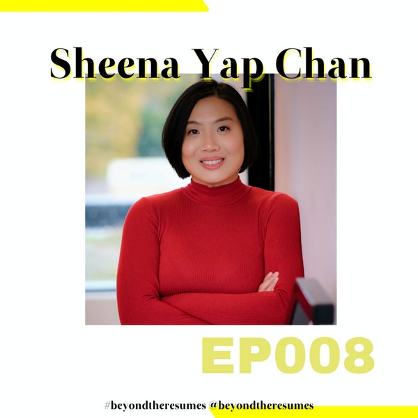 """008 // """"You don't need another job, you make more than enough as a woman"""" with Sheena Yap Chan"""