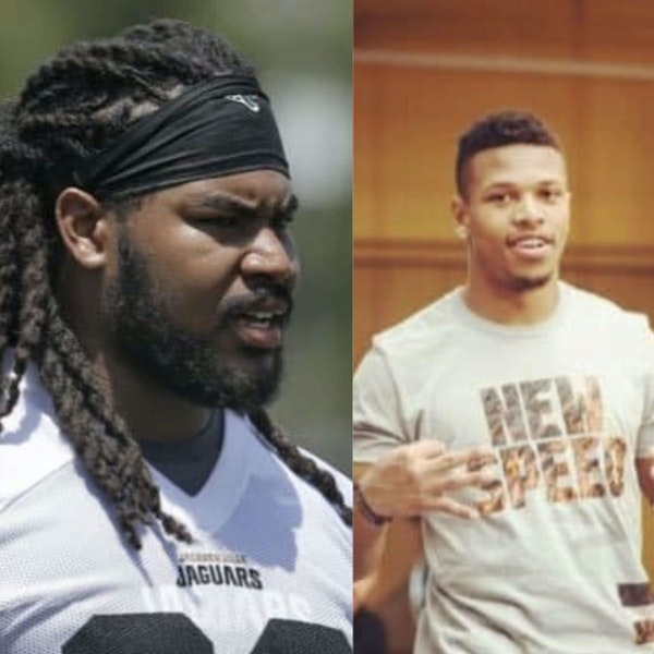 489 - Sheldon Day and Amir Carlisle (The Players Company) on the Intersection of Athletes and Business Image