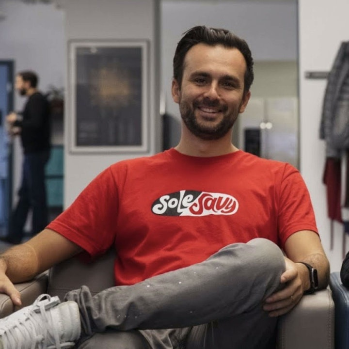532 - Dejan Pralica (SoleSavy) On Creating a Member Only Community For Sneakerheads