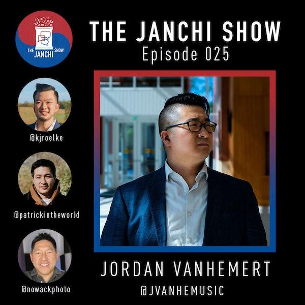 025 // Pt. 1 Jordan VanHemert + Lotte's Kancho!