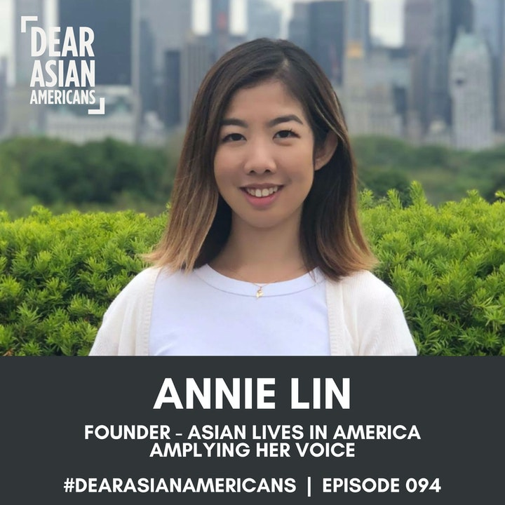 094 // Annie Lin // Founder - The ALIA // Amplifying Her Voice