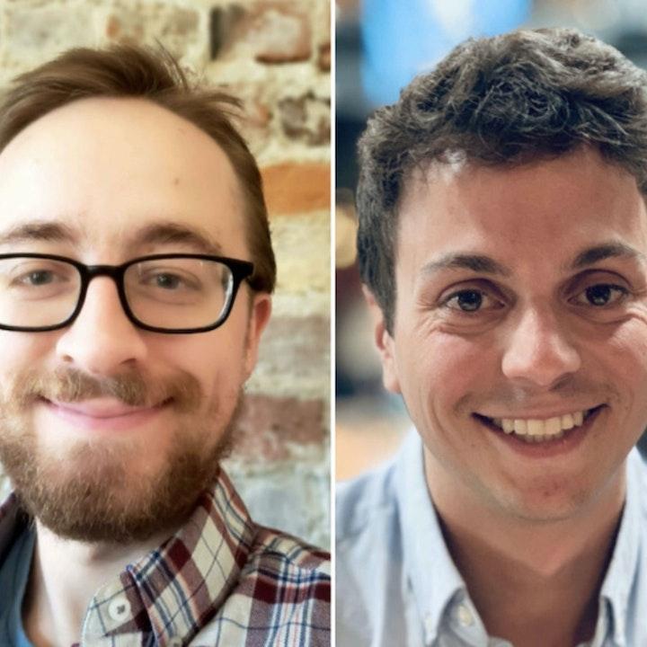 547- Chris Price and Nathan Frey (AtomicAI) On Putting Data Science Into Nanoscience