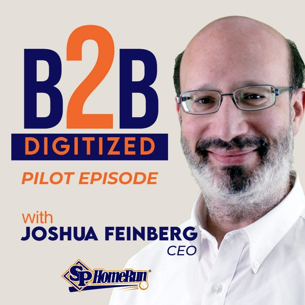 B2B Digitized Podcast | Trailer Episode Image