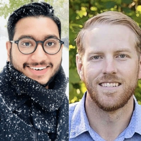 569 - Sharath Kuruganty & Curtis Cummings (Shoutout) On Building Trust Quickly With Potential Customers Image