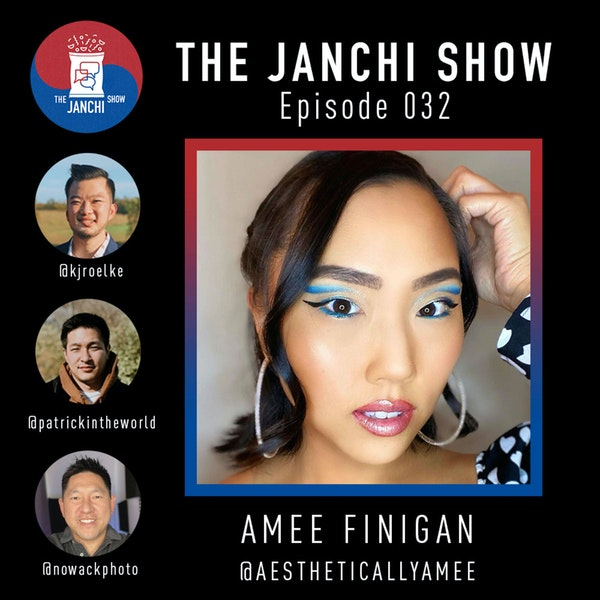 032 // The Korean Flag, Amee Finigan & Orion Fresh Pie!