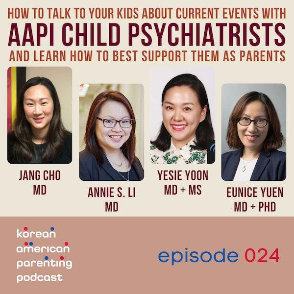 024 // AAPI Child Psychiatrist Roundtable