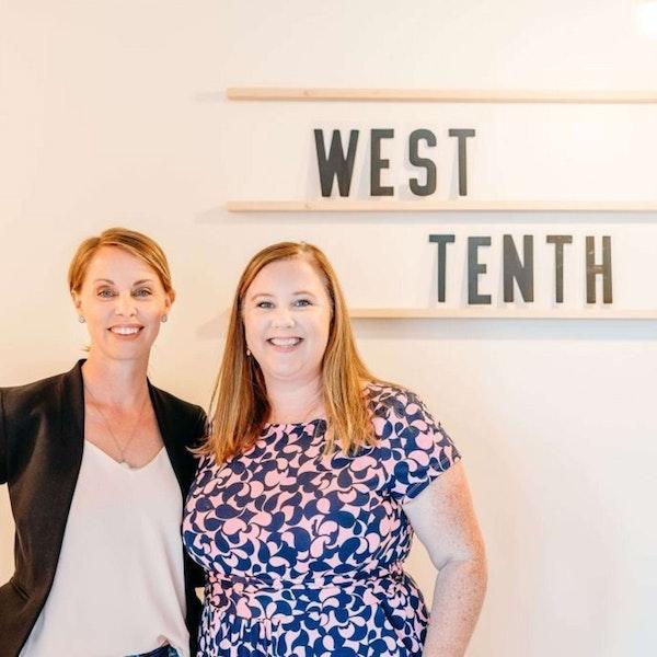 609 - Lyn Johnson & Sara Sparhawk (West Tenth) On Evangelizing Local Businesses Image