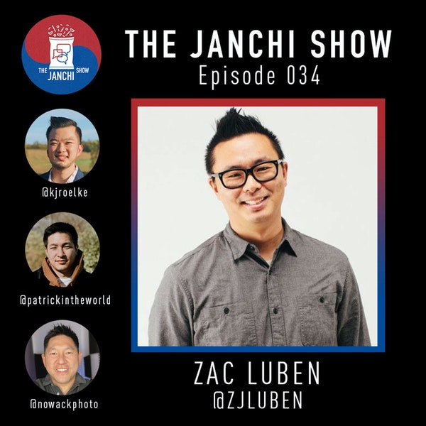 034 // Korean Names (pt. 2), adoptee parenthood and Asian American Christianity (ft. Zac Luben!)