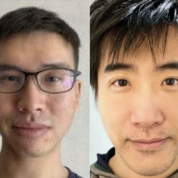 635 - Terry Xu & Tianlun Chen (Cuely) On Enabling 1-minute Guided Exercises Delivered via Slack Image