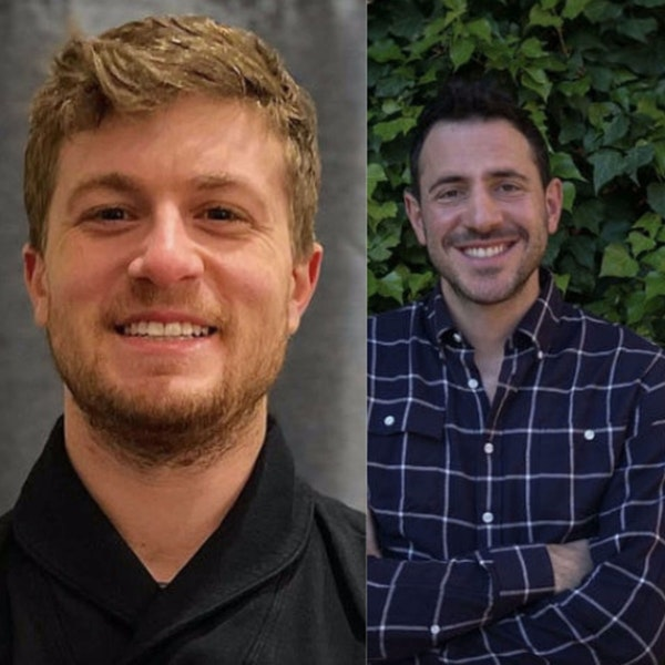 639 - Jake Schonberger & Jake Singer (Swapstack) On Connecting Brands With Relevant Newsletters Image