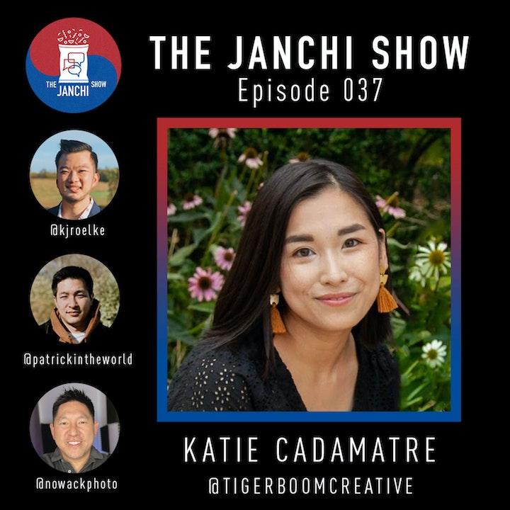 037 // Korean meets Italian with Katie Cadamatre of Tigerboom Creative!