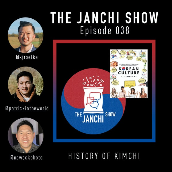 038 (SOLO) // History of Kimchi with the Korean Culture Dictionary