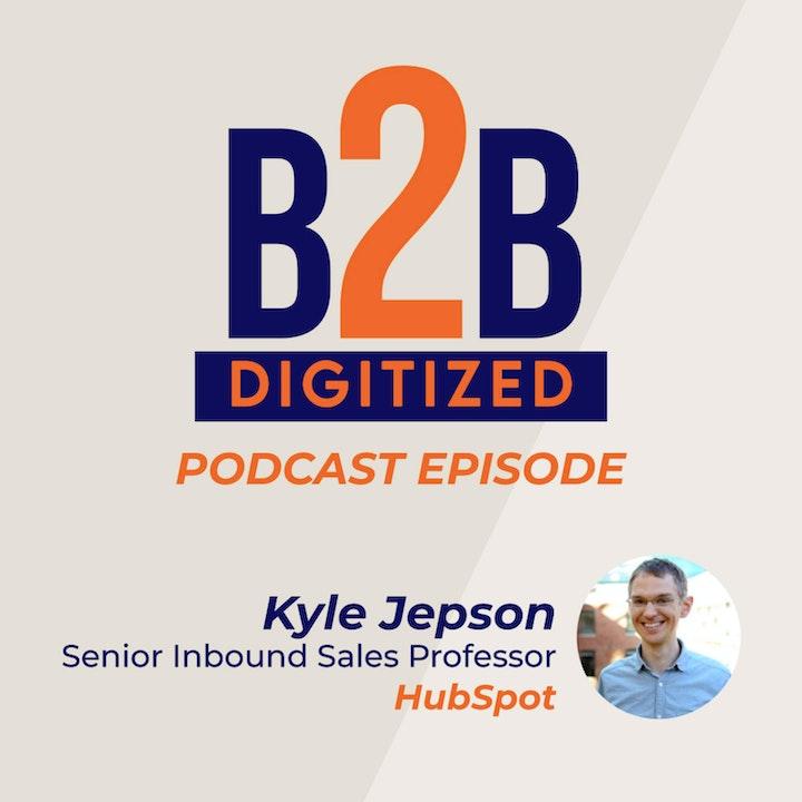 Kyle Jepson, Senior Inbound Sales Professor at HubSpot