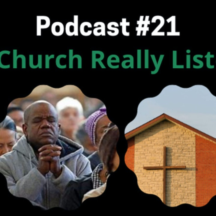 Episode image for Does the Church Really Hear Me | Episode 21