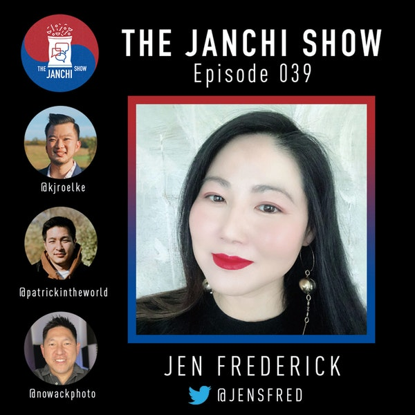 039 // Journey to self-love with Heart & Seoul author Jen Frederick!