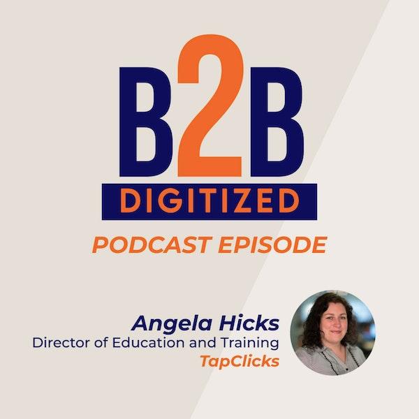 Angela Hicks, Director of Education and Training at TapClicks Image