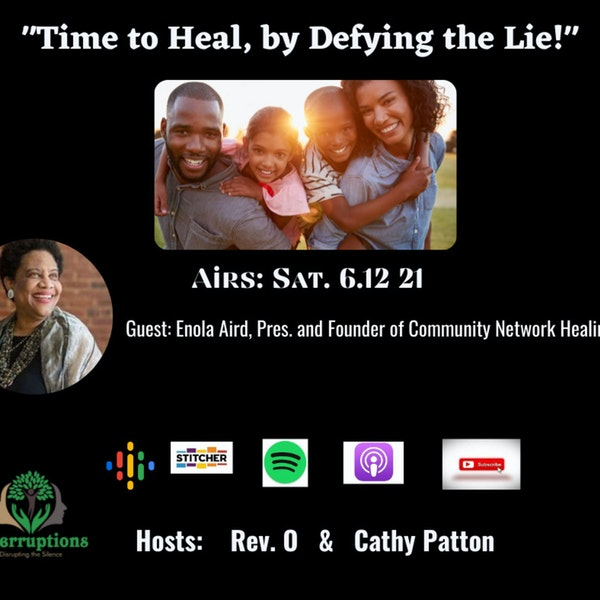 Time to Heal by Defying the Lie! | Episode 23