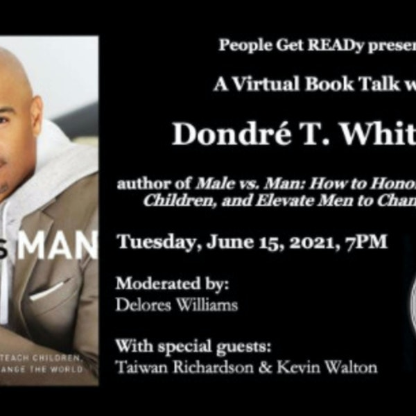 Male vs. Man with Dondre T. Whitfield