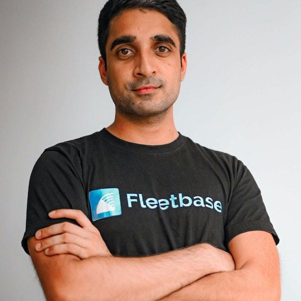 728 - Shiv Thakker (Fleetbase) On Building The API-first Logistics Platform Image