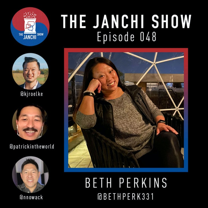 048 // Beth Perkins and her journey to self-racialization with