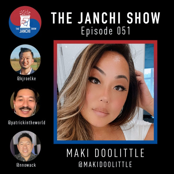 051 // The Other Sides of Adoption w/Maki Doolittle!