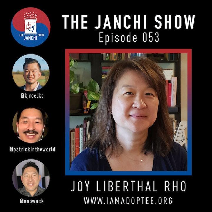 053 // Navigating Identity and Cinnamon Drinks with Joy Lieberthal Rho!