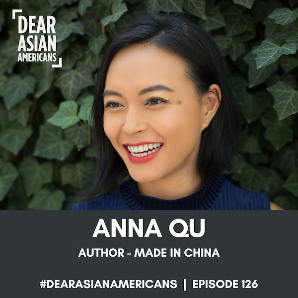 126 // Anna Qu // Author - Made In China