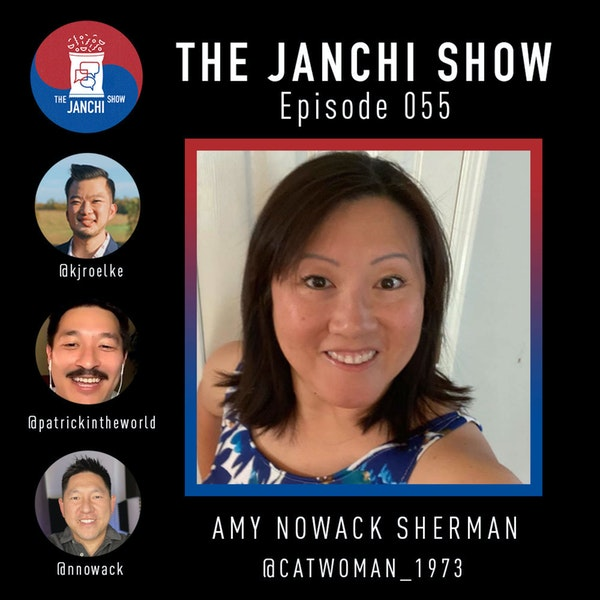055 // A Lesson in History and Sibling Chats w/Amy Nowack Sherman!