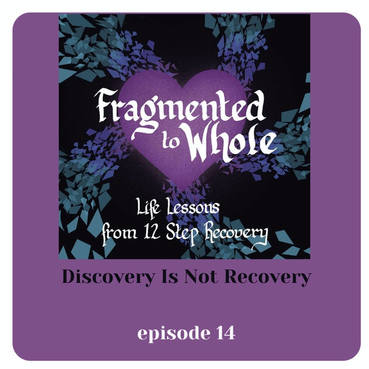 Discovery Is Not Recovery | Episode 14