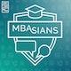MBAsians: The Asian MBA Podcast Album Art