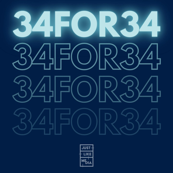 34 For 34 Podcast