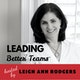 Leading Better Teams Album Art
