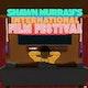 Shawn Murray International Film Festival Album Art