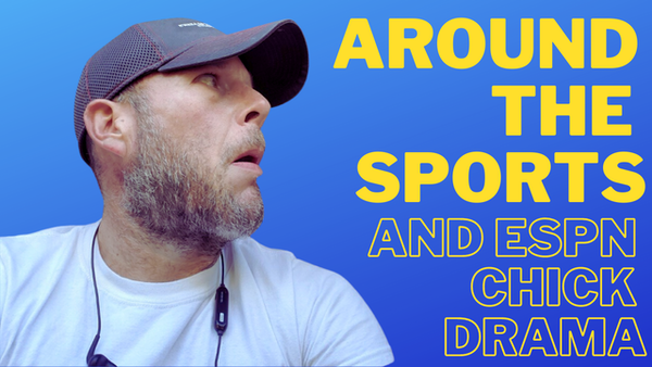 Show Open and Around The Sports - NHL/NBA Playoff Talk | ESPN Chick Drama!