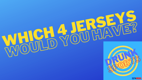 Which Four Jerseys Would You Have?