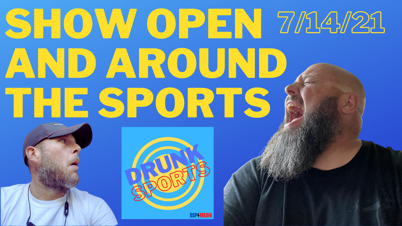 Episode image for Show Open and Around the Sports 7/14/21 - Shohei Ohtani vs Stephen A. Smith