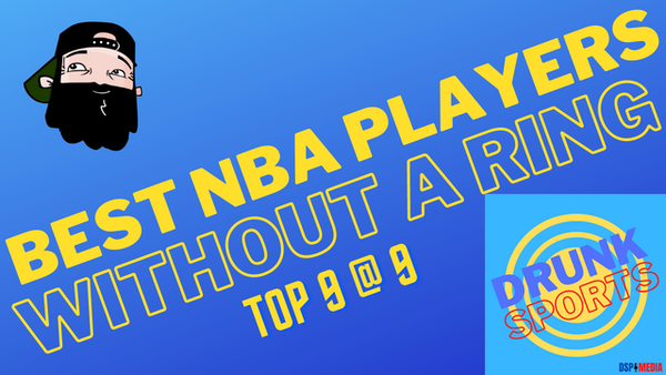 Top 9 @ 9: The Best NBA Players To Never Win A Ring