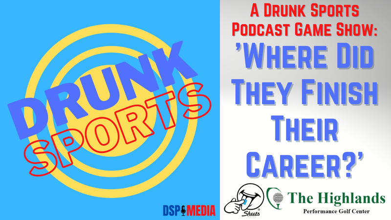 """Episode image for """"Where Did They Finish Their Career?"""" - A DSP Game Show!"""