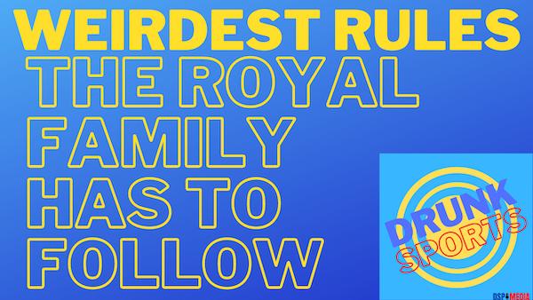 The Weirdest Rules The Royal Family Has To Follow